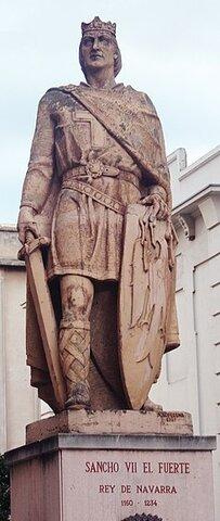 SANCHO VII (El Fuerte)