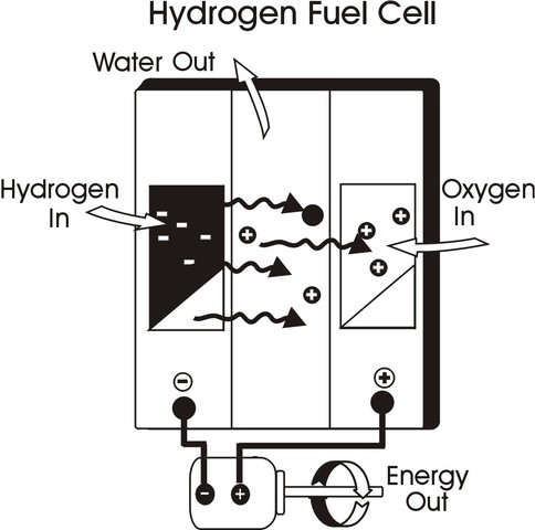 First Hydrogen Fuel Cell Developed to Generate Electricity