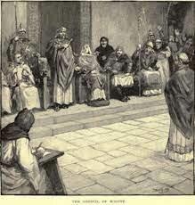 El sínodo de Whitby