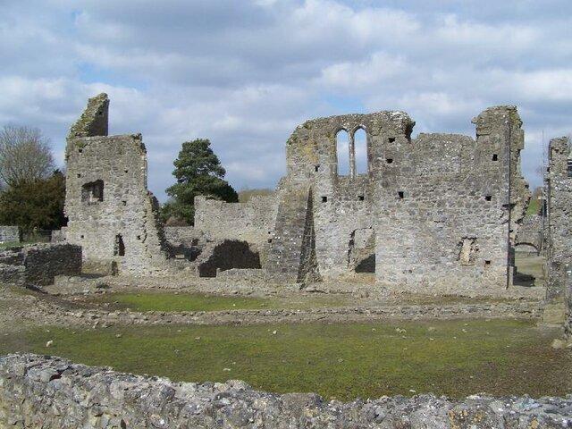Monasterio de Kells.