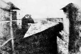 """Primera imagen de """"Heliografía"""""""