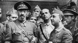 La creación del estado franquista timeline