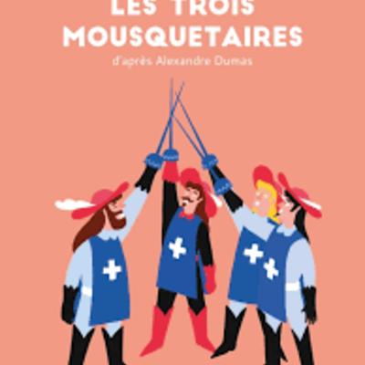 Alexandre Dumas et Les trois Mousquetaires timeline