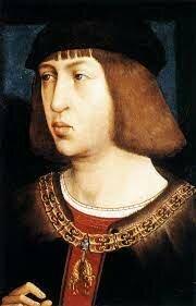 Sucesión tras la muerte de su madre (Felipe I)