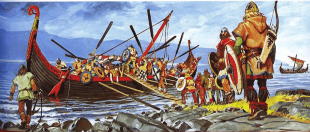 Los anglonormandos llegan a Irlanda