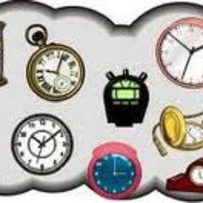 Magnitud Fundamental: TIEMPO timeline
