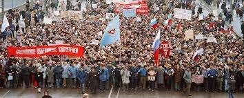 Soviet union collapse