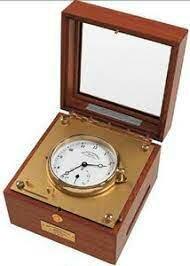 Cronómetro náutico