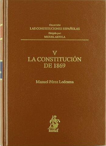 Aprobación de una Constitución de carácter democrático