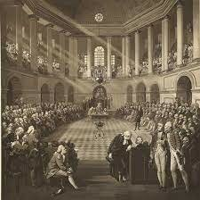 Primer parlamento Irlandés
