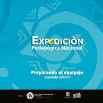 Movimiento y expedición pedagógica timeline