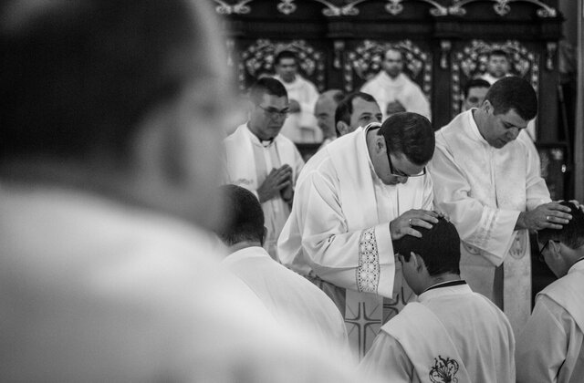 se ordeno sacerdote