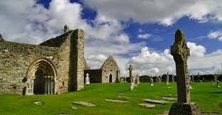 Monasterios irlandeses.