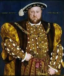 Enrique VIII rey de Irlanda.