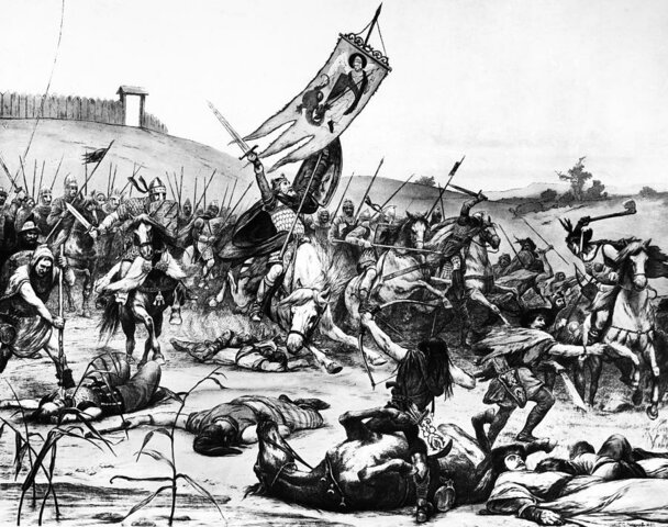 Victory of Otto I