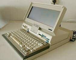 Primer portatil IBM