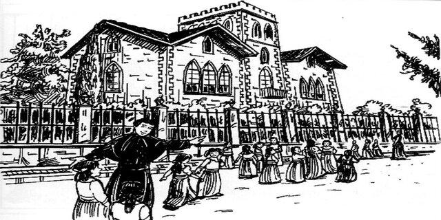 funda el primer colegio guadalupano