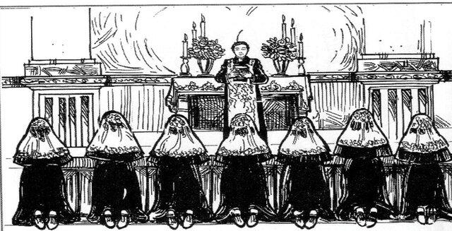 funda las hijas de maría inmaculada de Guadalupe