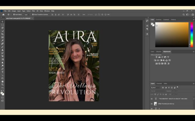 Magazine production: Editing