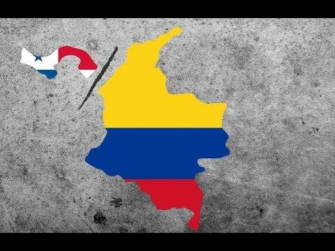 Separación de panamá y Colombia