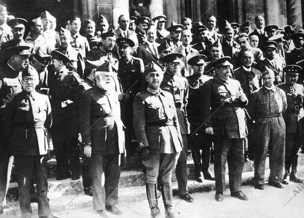El gobierno de Burgos: el inicio de la dictadura franquista. (30 enero)