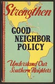 Política del buen vecino