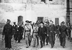 Franco toma Cáceres y Toledo. Liberación del Alcázar (28 septiembre)
