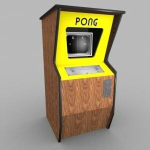 Fundación de Atari y creación de pong