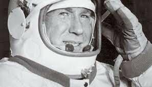 First man to do an EVA by USSR (Alexei Leonov)