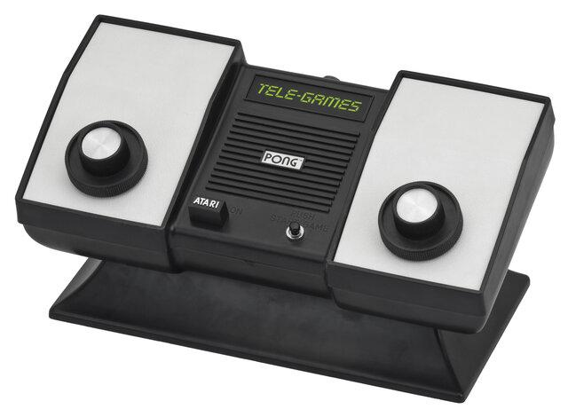 Pong consola domestica