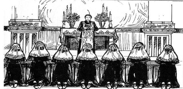 La congregación de hijas de María Inmaculada de Guadalupe
