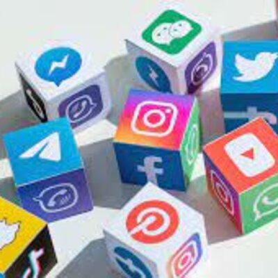 Redes Sociables timeline