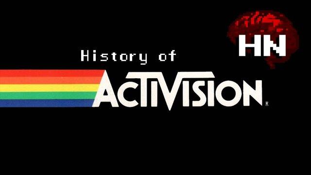 fundacion de activision