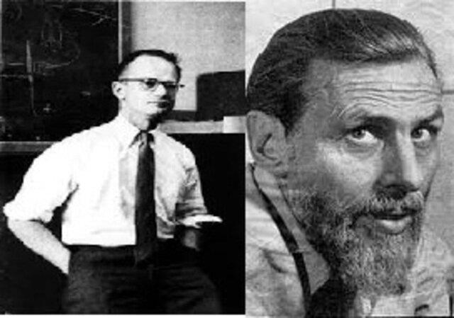 Warren Mc Culloch y  Walter Potts