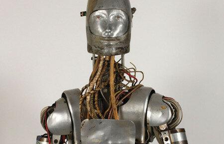 Robots industriales de EE.UU