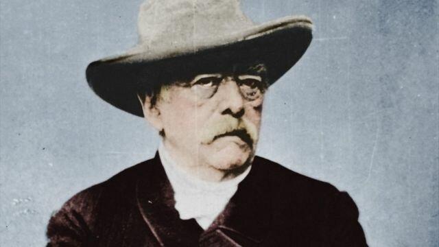 Otto von Bismarck pasa a ser emperador de Alemania
