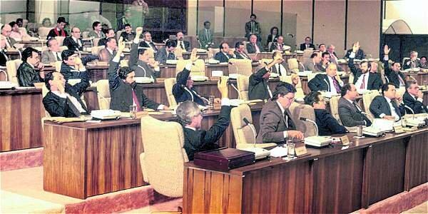 Síntesis de la constitución del 1991