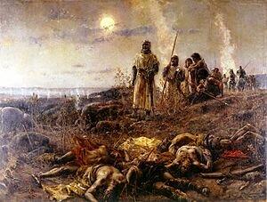 La muerte en Poleñino
