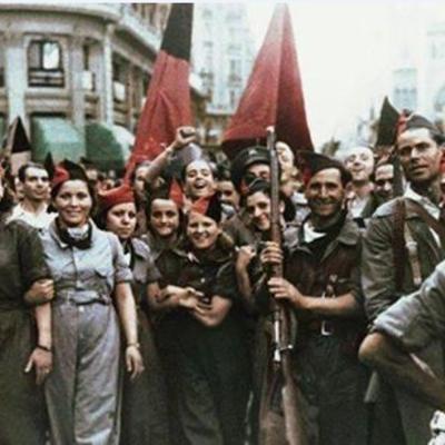 Sublevación militar y Guerra Civil (1936-1939). timeline