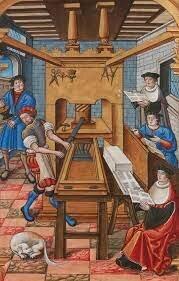 Imprenta de Johannes Gutenberg