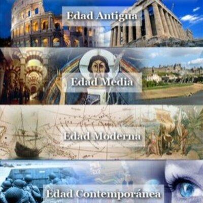 DIVISIÓN DE LA HISTORIA timeline
