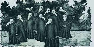 Crisis del siglo XIV  (La peste negra)