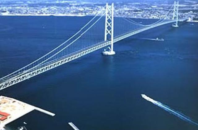 Completamento del ponte sullo stretto di Messina