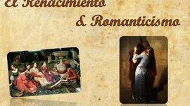 LINEA DE TIEMPO RENACIMIENTO Y ROMANTICISMO timeline