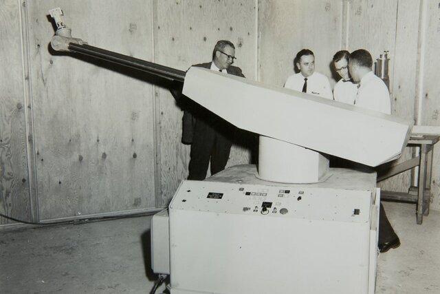 Primeros robots por empresa estadounidense