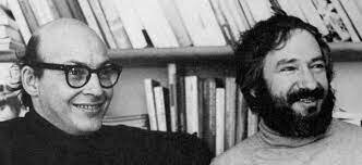 Marvin Minisky y Seymour Paper - MICROMUNDOS