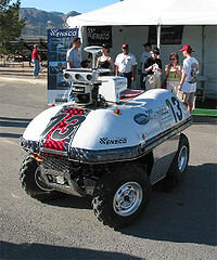 DARPA - Grand Challenge