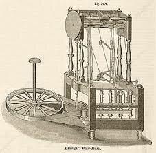 Creación de la máquina de hilar