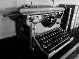 Creación de la máquina de escribir.