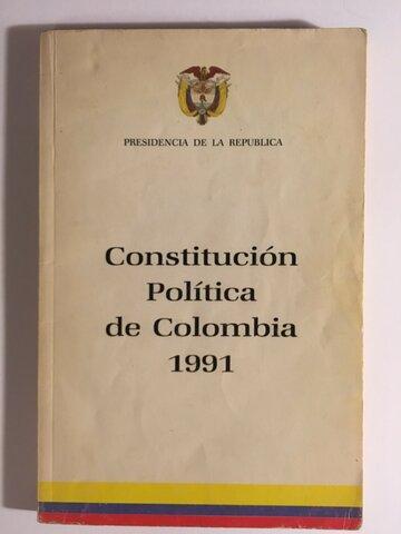 Constitución Nacional 91